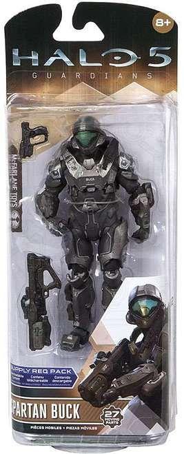 McFarlane Toys Guardians Halo 5 Best of Series 1 Spartan Buck Action Figure