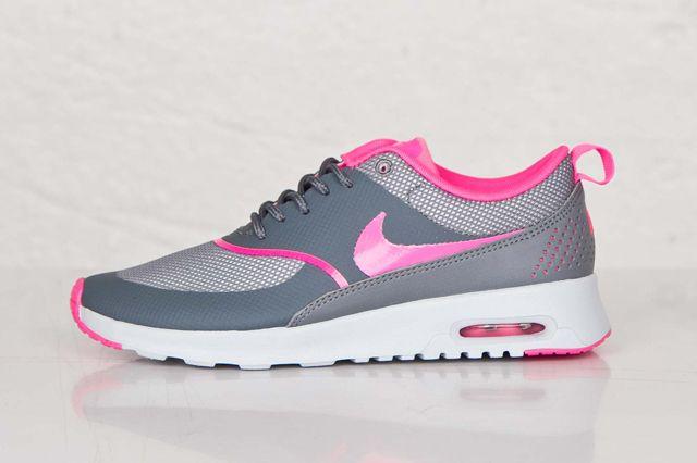 Air Max Thea Grey Pink