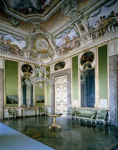 Royal Palace Of Caserta , Italy
