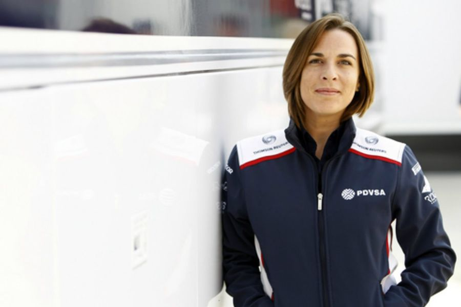 F1 Claire Williams Appointed Deputy Team Principal At Williams Williams F1 Female Racers Notable Women