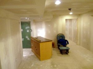 Lovely Basement Drywall Installation