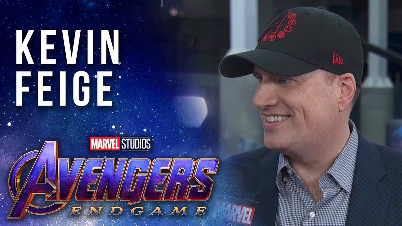 Kevin Feige talks the expansive MCU LIVE at the Avengers: Endgame Premiere in 2020 | Kevin feige, Marvel entertainment, Marvel studios