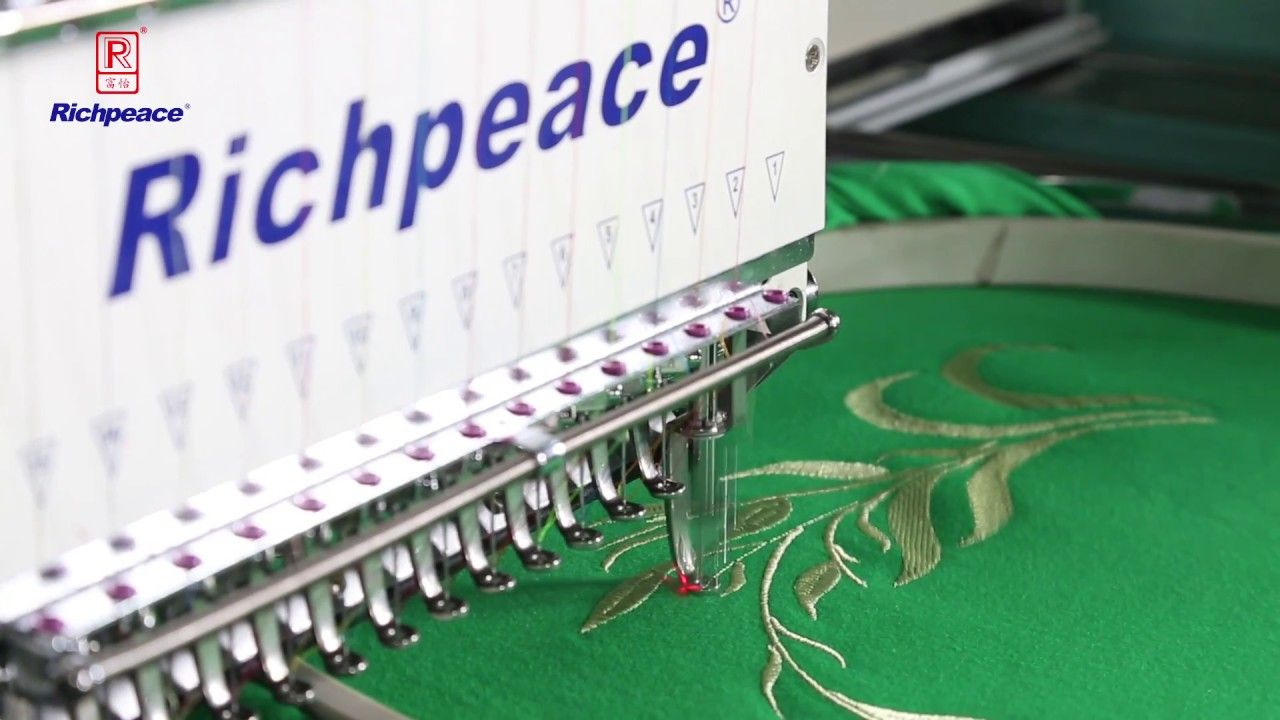 Look At The Video If You Have Interest Please Contact With Me When You Feel Free Whatsap Machine Embroidery Tutorials Machine Embroidery How Are You Feeling