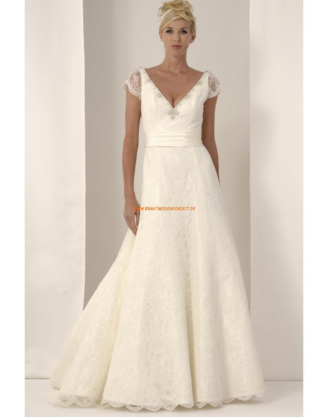 Augusta Jones 2013 Elegante Schicke Hochzeitskleider aus Spitze ...