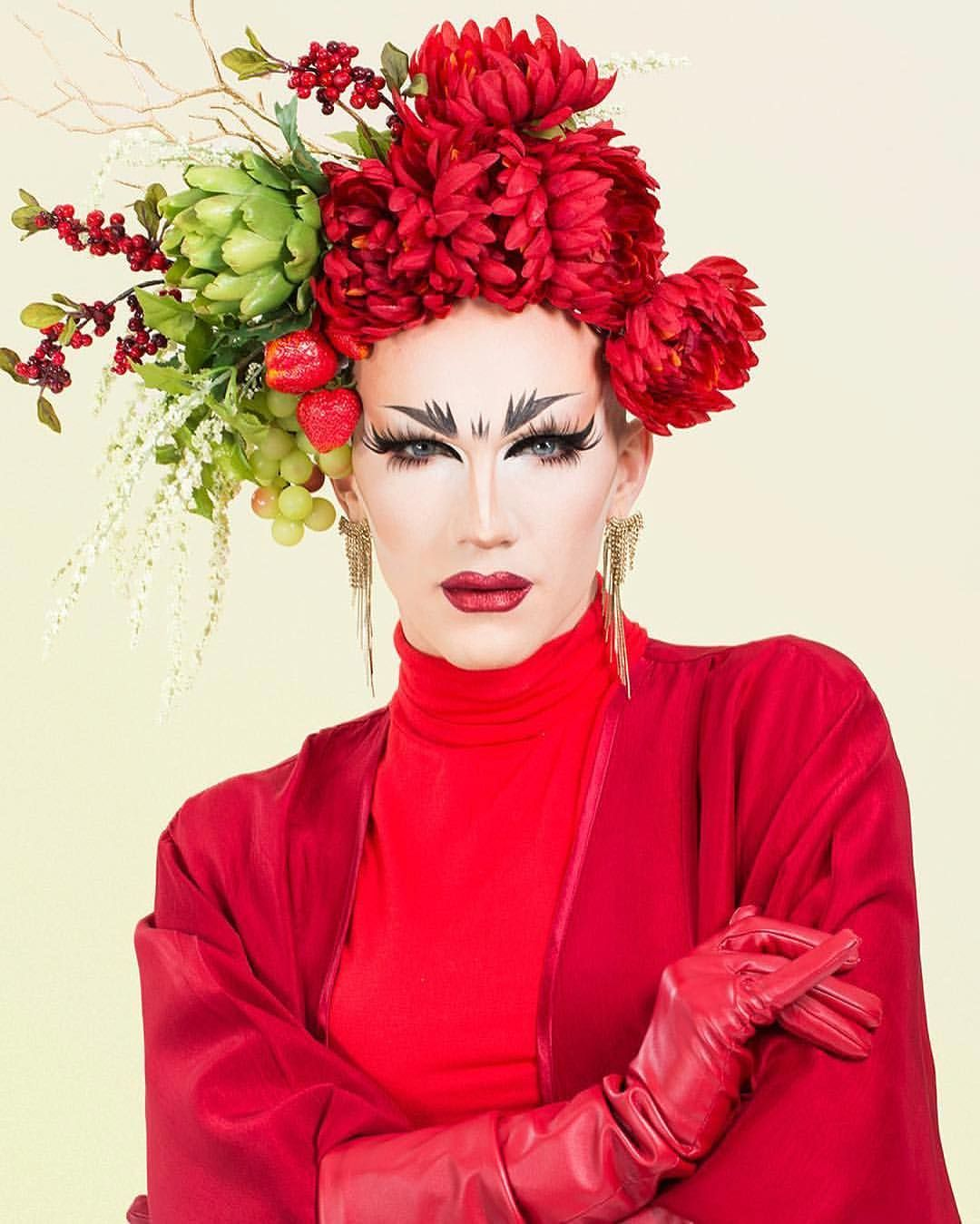 15831f9c9 Sasha Velour   Drag Queen   RuPaul s Drag Race