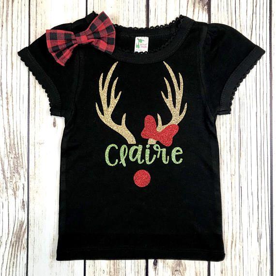 Custom Toddler T-Shirt Snowflake Cute Face Cotton Boy /& Girl Clothes