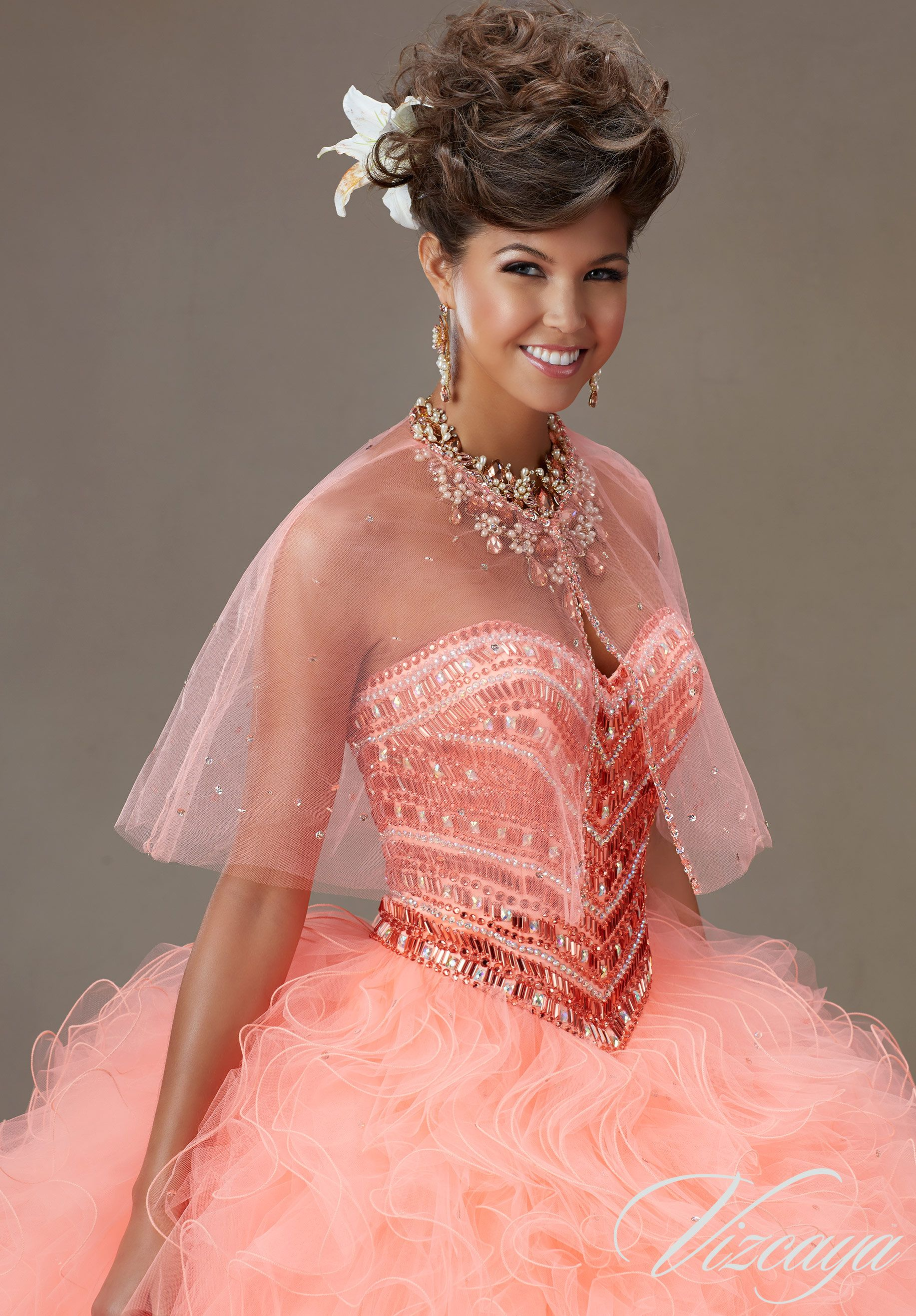 Beautiful quinceanera dress #misXV #misquinces. | QUINCEAÑERAS ...
