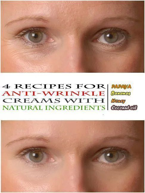 Recipes for an anti wrinkle cream face creams pinterest recipes for an anti wrinkle cream face creams pinterest prevent wrinkles solutioingenieria Images