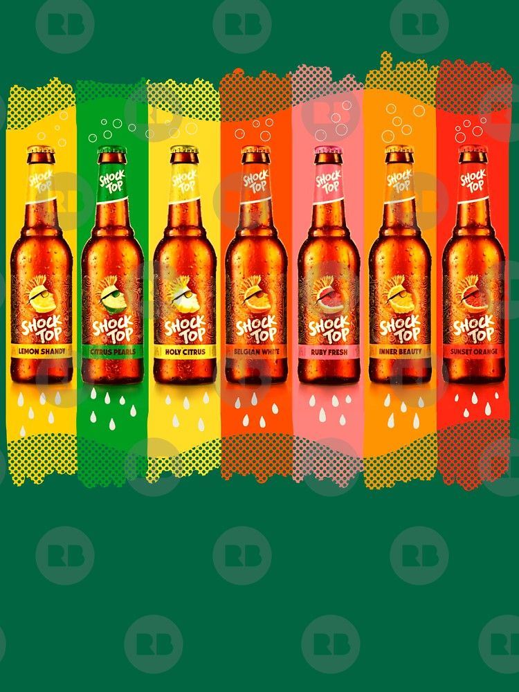 best beer variety pack 2019 Shock top beer bottles variety pack by MimieTrouvetou | Cool pics