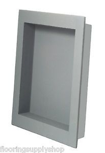 Details About Ready Made Ready To Tile Single Recessed Shower
