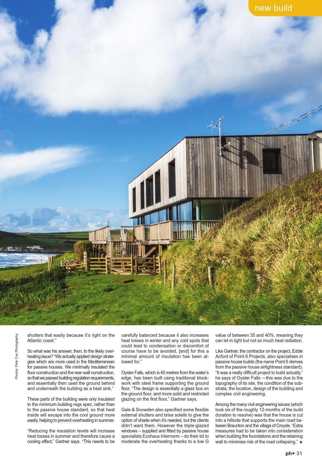 passive house plus issue 13 uk edition passive house and house