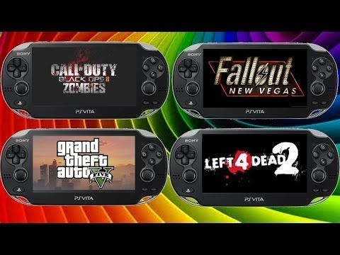 New Games For The Ps Vita Bo2 Ffa News Games Ps Vita Best Games