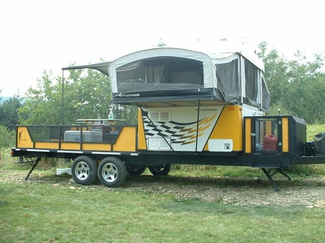 466 Best Images About Camping Trailers On Pinterest Utility Camping Trailer Camping Motorcycle Camping Gear