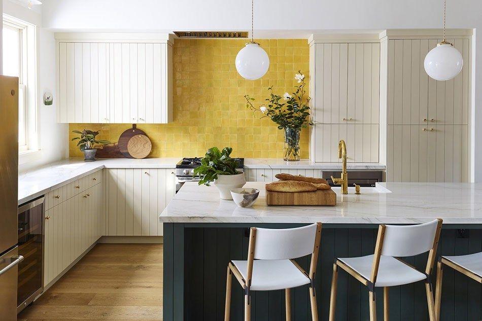 Color Mostaza Claves Para Incorporarlo A Tu Casa Cocina Amarilla Cocinas De Casa Cocina De Ensueno