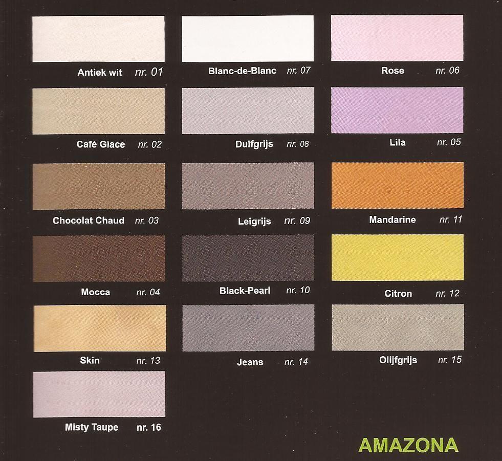 couleurs craie | La peinture est disponible en 12 tons | BOOKS