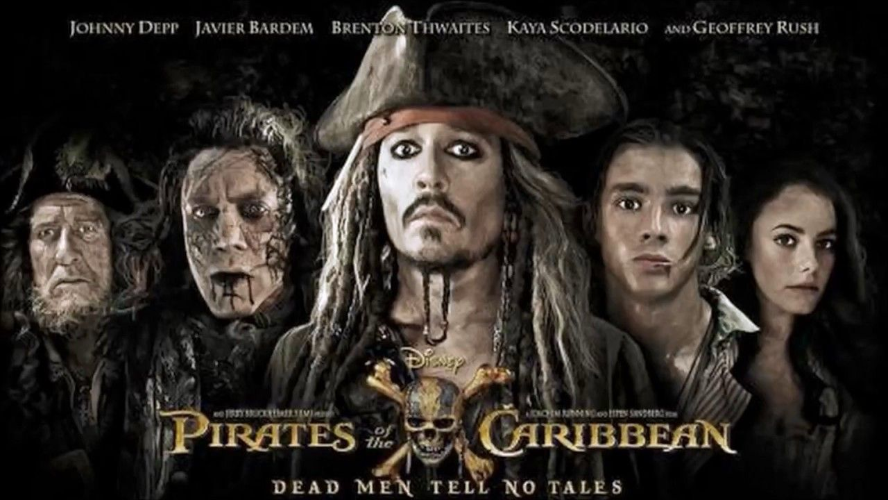 watch pirates of the caribbean 2017 free