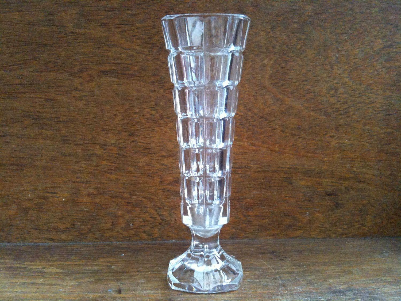 Vintage english small bud lead crystal glass vase 4900 via vintage english small bud lead crystal glass vase 4900 via etsy reviewsmspy
