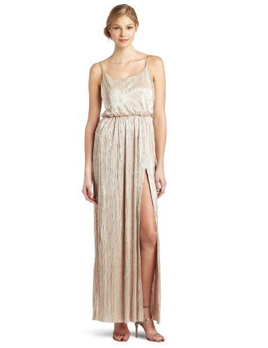 Bcbgeneration Gold Maxi Dress Google Search