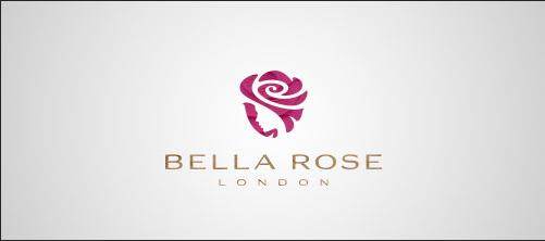 24 Rose Logo Designs For Inspiration Rose Logo Designs For