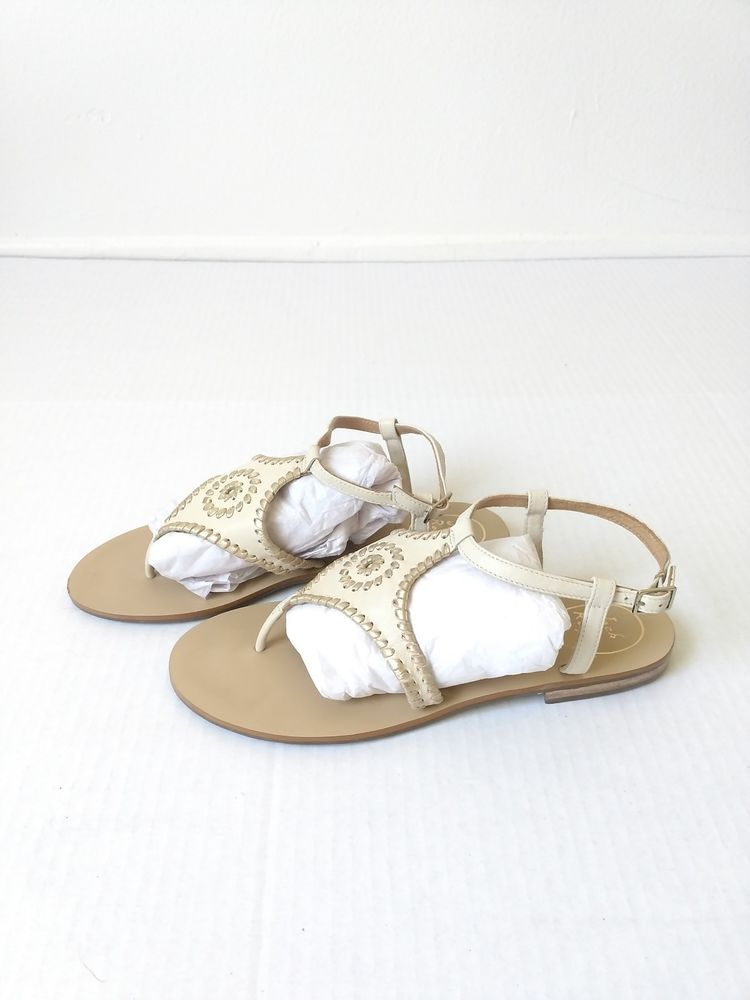 516f27f7fa03 Jack Rogers maci ankle strap sandals Sz 9 womens  fashion  clothing  shoes   accessories  womensshoes  sandals (ebay link)
