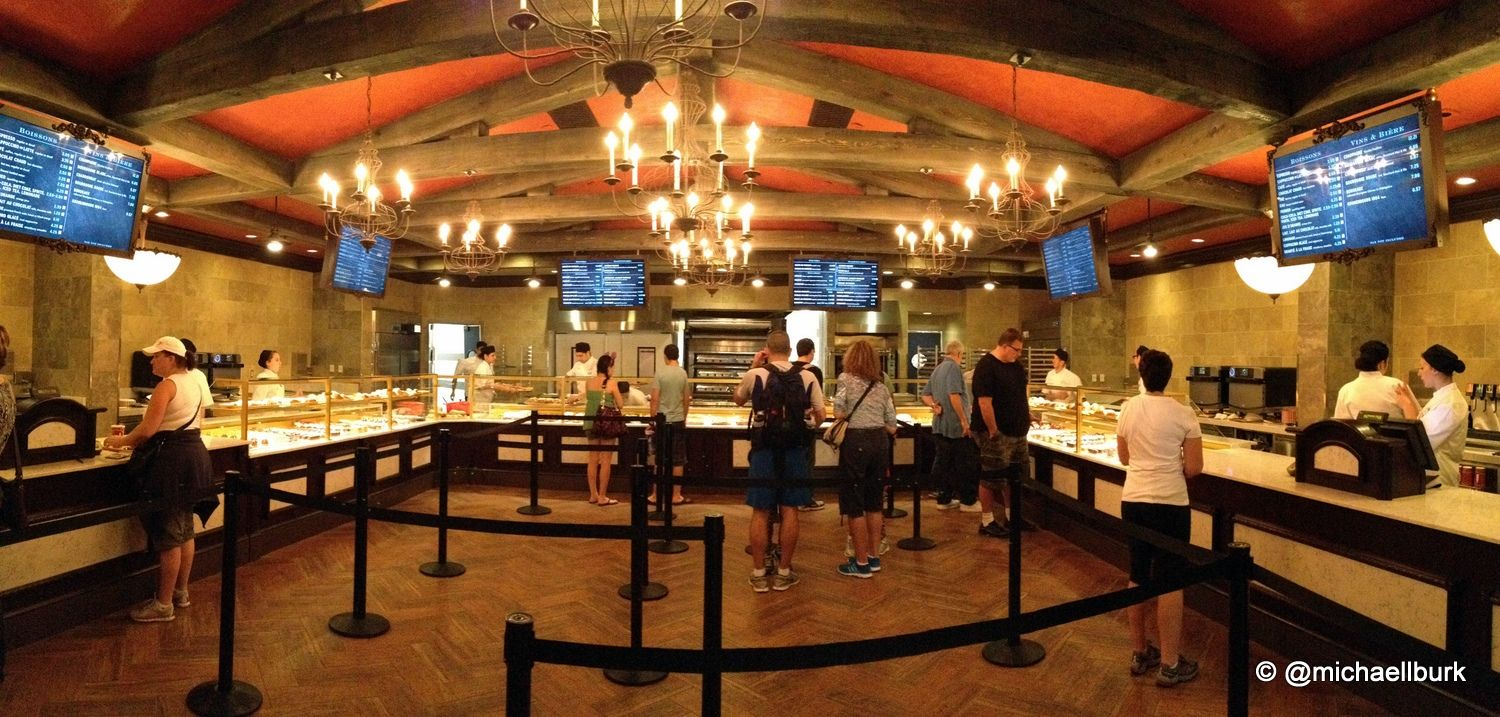 New Les Halles Bakery Now Open In Epcots France Disney World
