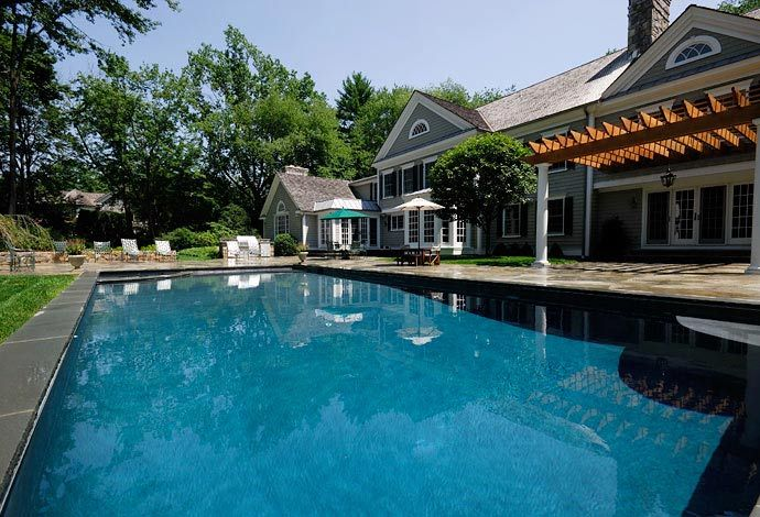 Swimming Pools Gallery Classic Contemporary Pools Ny Ct Swimming Pool Galleries Pool Swimming Pools