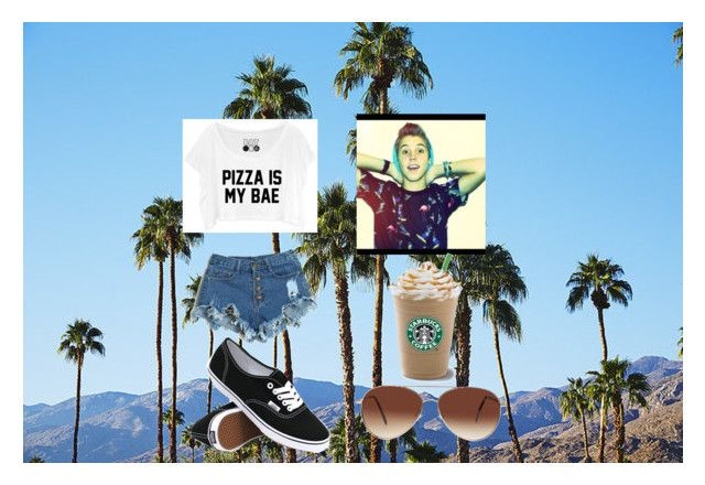 """Matt girls"" by ayeitsxzandria ❤ liked on Polyvore featuring moda, H&M, Vans y Eloquii"