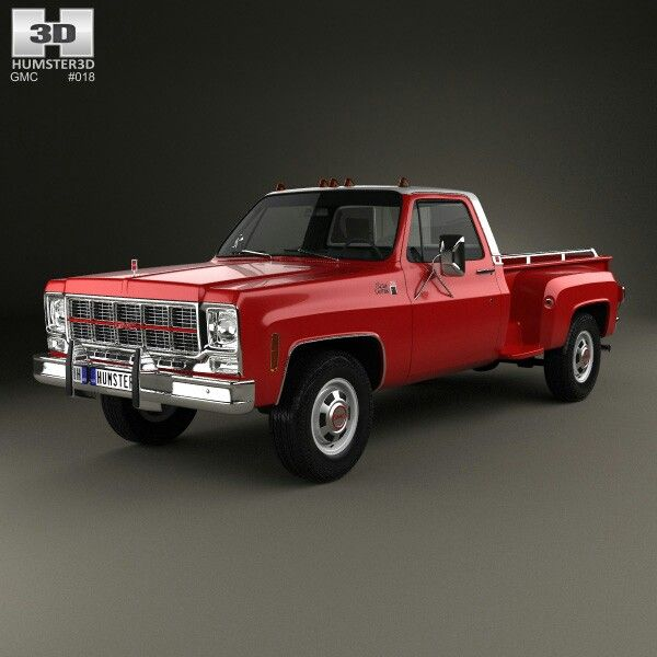 Gmc Sierra Grande 454 Pickup 1979 1 Pinterest Chevy Trucks