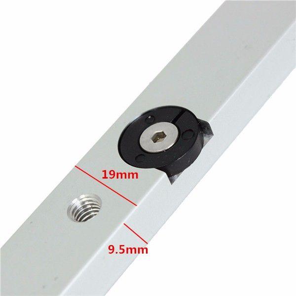 Great 300mm Miter Slider Table Saw Aluminium Alloy Miter Bar Miter Gauge Rod