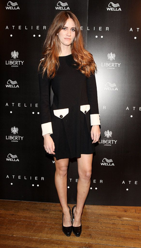 9ac472c65a Jade Williams at the Atelier Liberty launch party in London ...