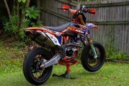 KTM 450 SMR | Offroad Motorcycle Builds | Pinterest | Ktm 450 ...