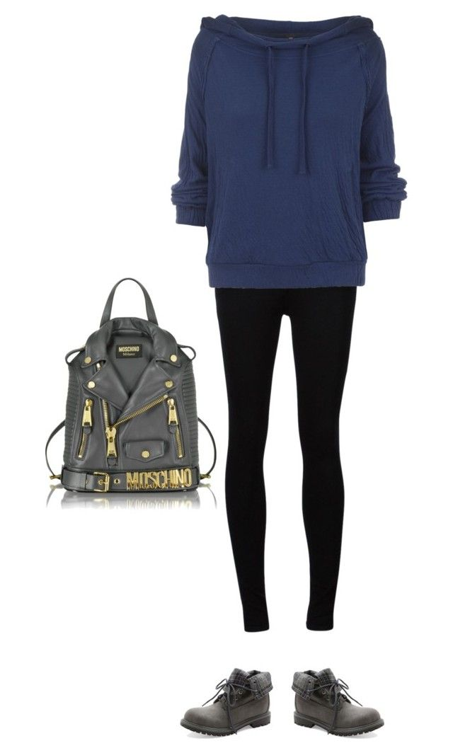 """""""Yeah Boiiiii"""" by mag11rich on Polyvore featuring Citizens of Humanity, Free People, UNIONBAY and Moschino"""