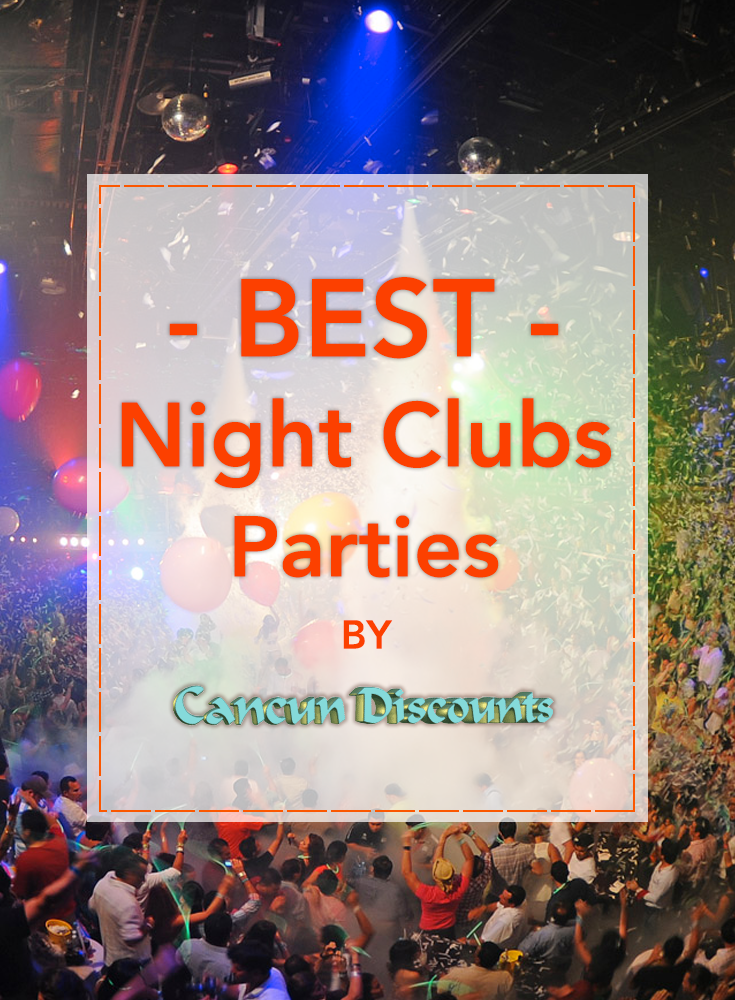 You Ve Heard About The Wild Nightlife In Cancun Now It S Your Chance To Live It Whether You Re On Spring Cancun Nightlife Nightlife Party Spring Break Fun