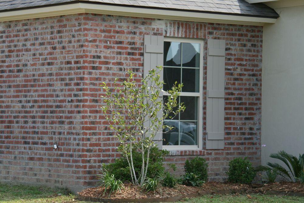 Window Lintel Soldier Course Option 1 In 2019 Garage Doors Outdoor Decor Outdoor Structures