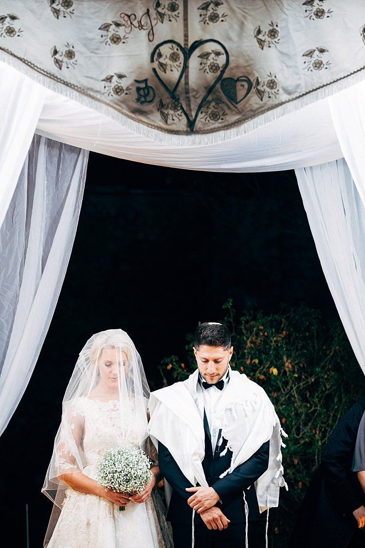 A Dreamy Outdoor Destination Jewish Wedding At Givat Brenner In