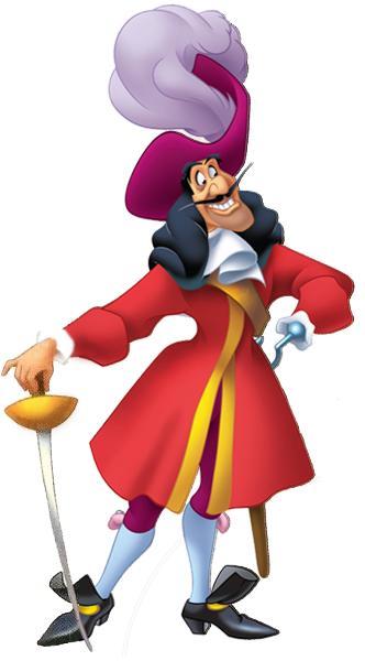 Captain Hook Captain Hook Peter Pan Peter Pan Disney Captain Hook