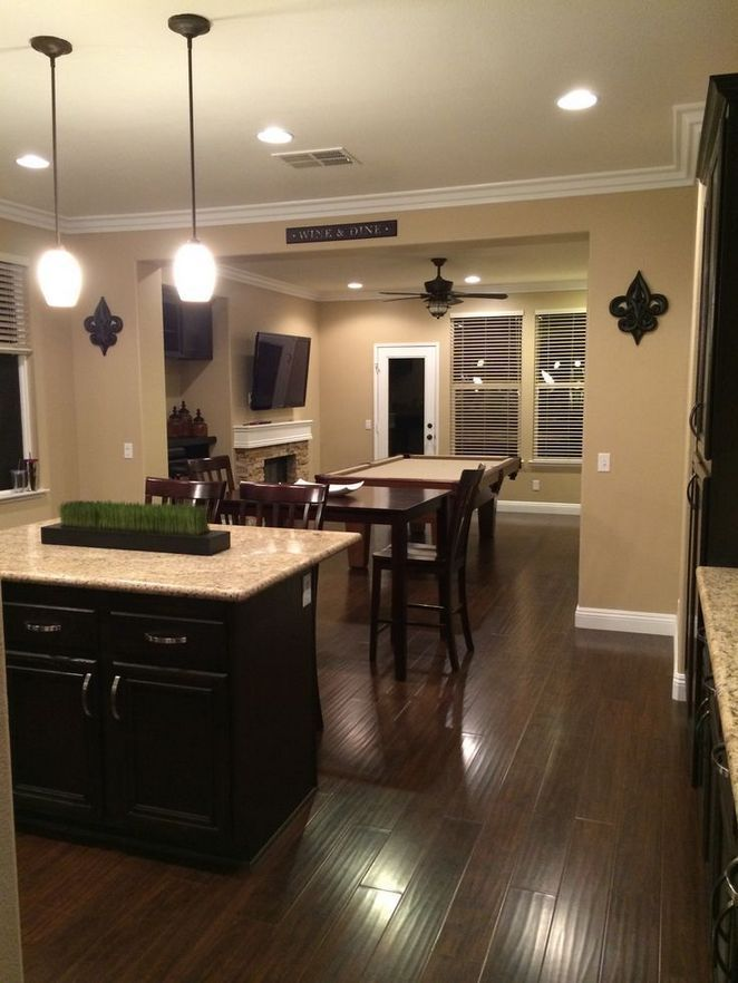 10 Kitchen Remodel Dark Cabinets Wall Colors 55 ...