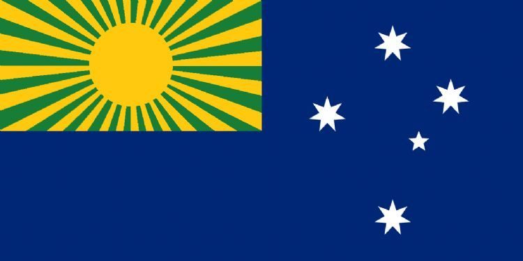 pin by new australian flag proposals on new australian flag