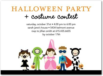 halloween costume party invitations halloween party invitations