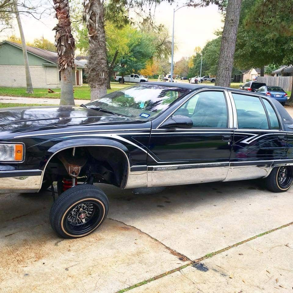 1993 Cadillac Brougham For Sale: 1993 Cadillac Fleetwood