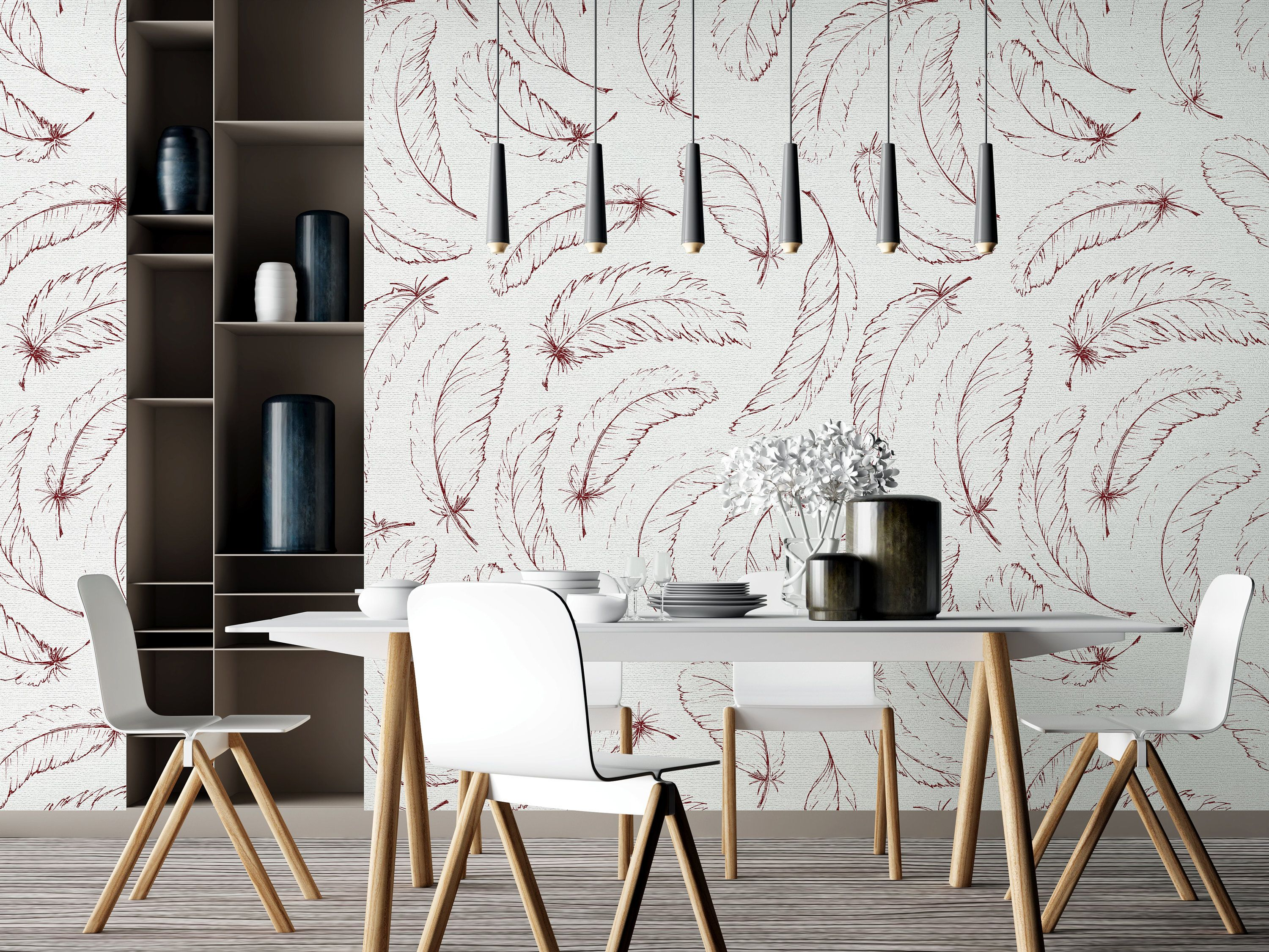 Pin On Nursery Wallpapers And Murals