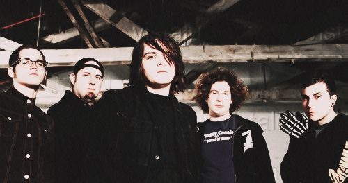 My Chemical Romance, Bullets era. | My Chemical Romance ...