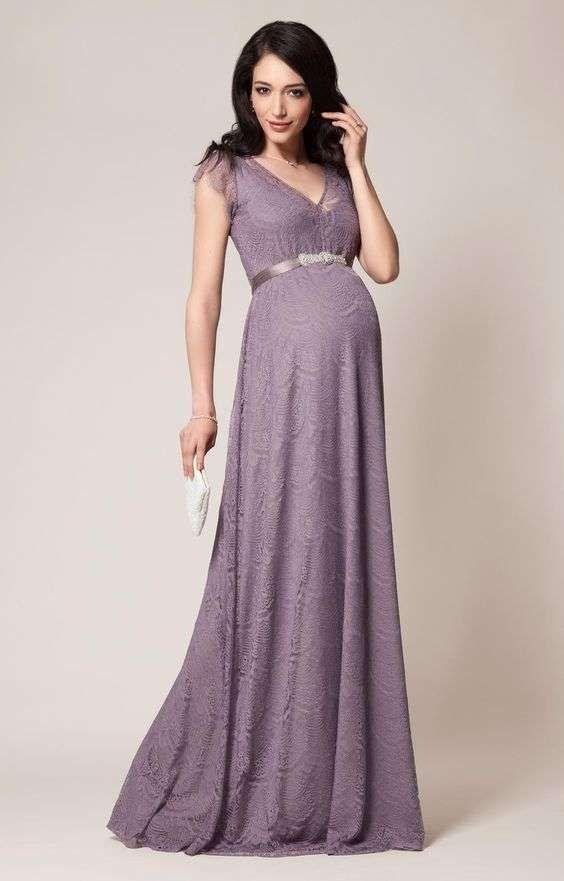 Famoso Vestidos De Novia Para Embarazadas Baratos Ideas Ornamento ...