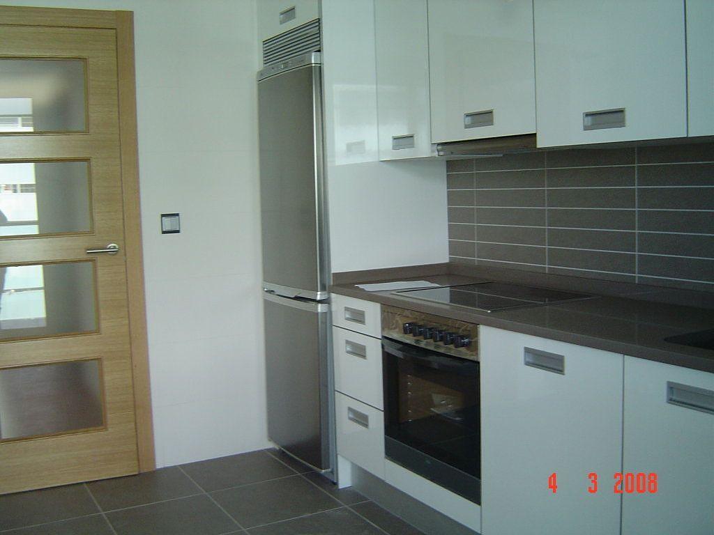 Fotos De Cocinas Blancas Cocinas Blancas Fotos De Cocina Y  # Muebles De Cocina Feos