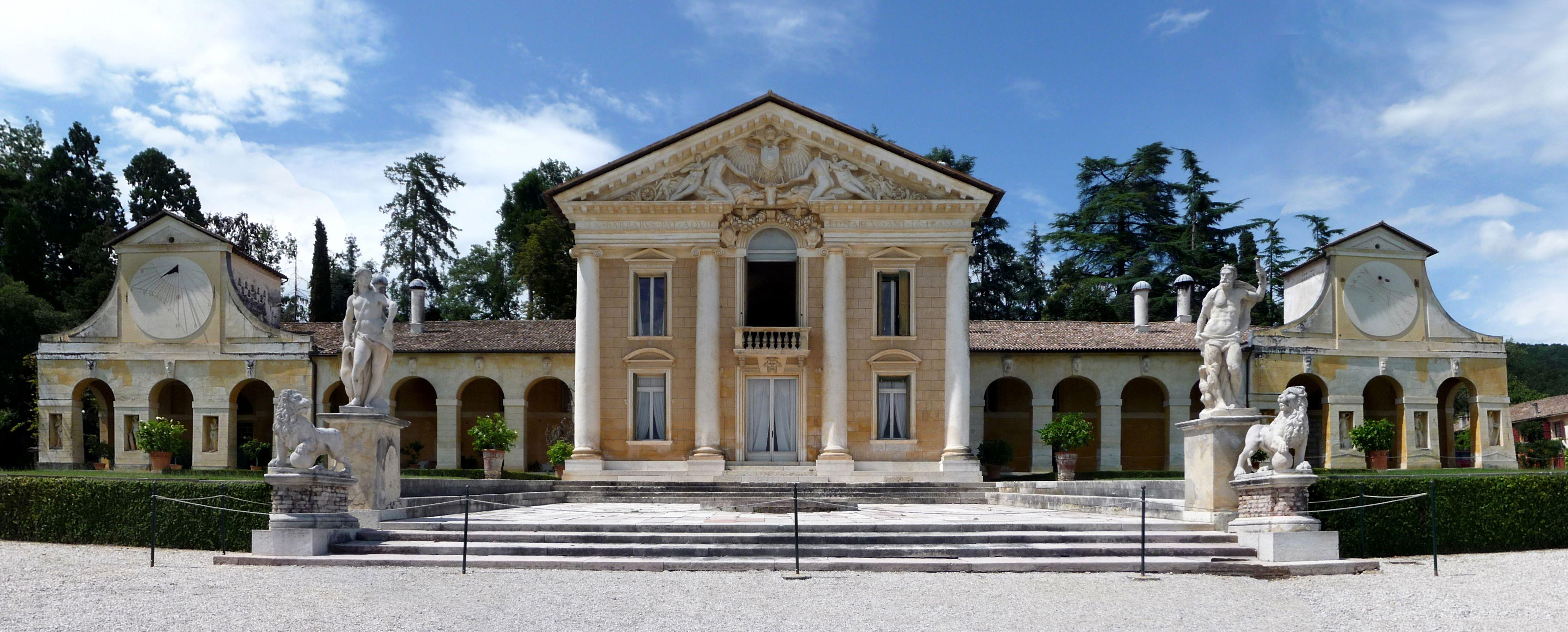 ANDREA PALLADIO | Architecture - Modern & Old | Pinterest Modern Palladian Architecture