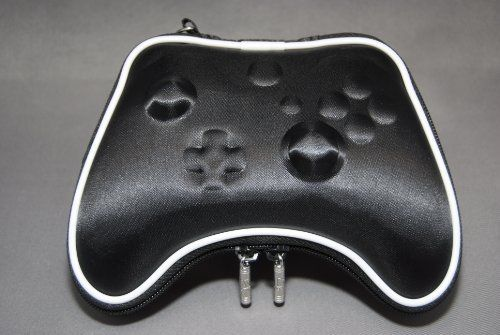 Xbox One Black Airform Pouch Pouch Case Bag For xbox 1 Controller Gamepad+ Wrist Strap Soleil by MS4R, http://www.amazon.com/dp/B00HCPFEVG/ref=cm_sw_r_pi_dp_Doogvb1MP9ER4