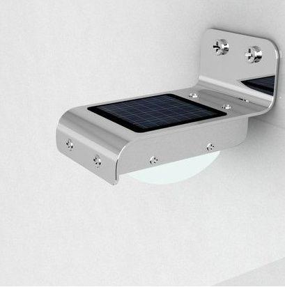 para LED solar Luz seguridad hogar lámpara el exterior de Tl1cFKJ