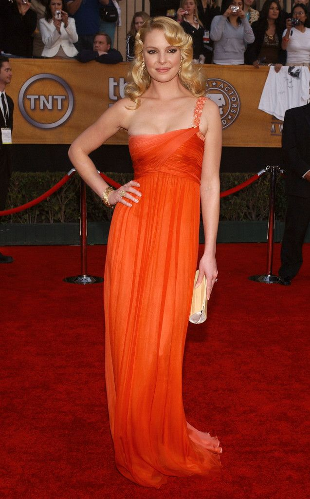 Katherine Heigl - 13th Annual Screen Actors Guild Awards