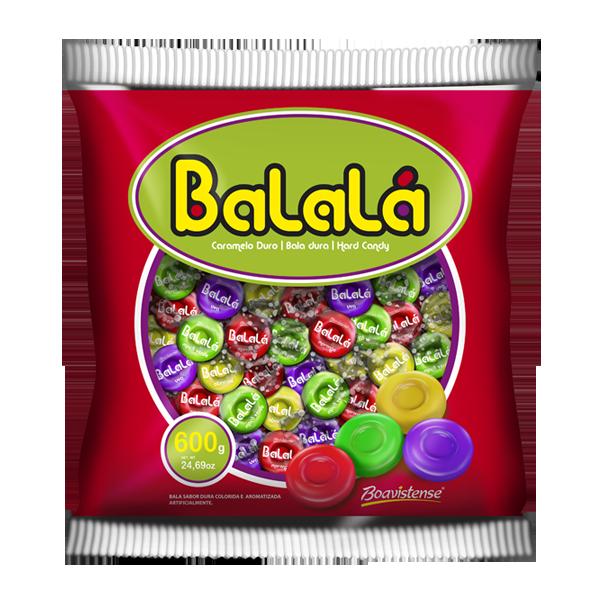 Bala Dura Balalá 600 g
