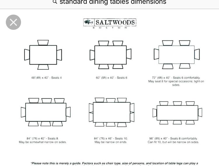 Pin By Tracy Jarvis On Dining Table N Bench Round Table Sizes